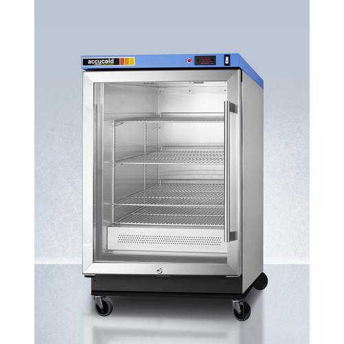 PTHC65GLHD Warming Cabinet Angle