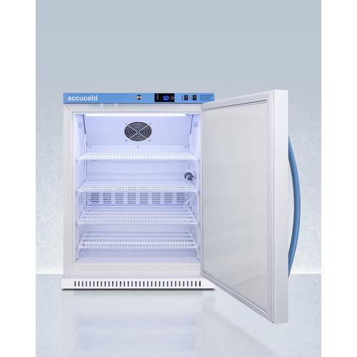ARS62PVBIADA Refrigerator Open