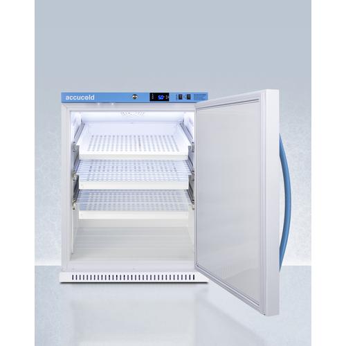 ARS62PVBIADADR Refrigerator Open