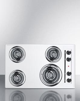 WEL05 Electric Cooktop Front