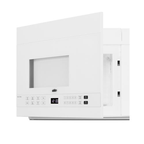 MHOTR241W Microwave Detail