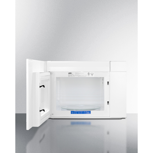 MHOTR241W Microwave Open