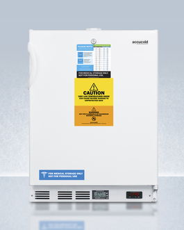 VT65ADA Freezer Front