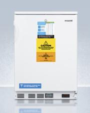VLT650 Freezer Front