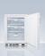 VLT650 Freezer Open