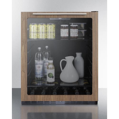 AL57GWP1 Refrigerator Full
