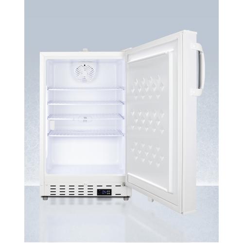 ADA404REFCAL Refrigerator Open