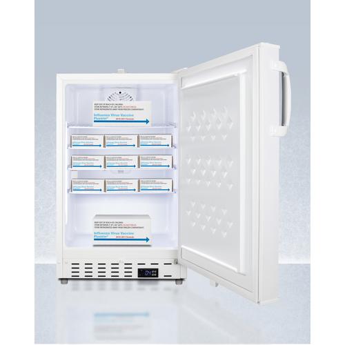 ADA404REFCAL Refrigerator Full