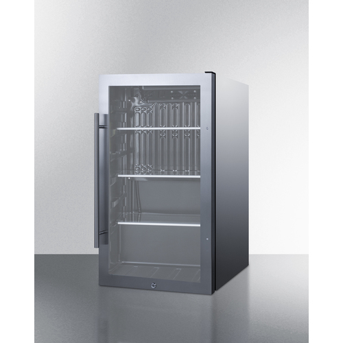 SPR488BOSCSS Refrigerator Angle