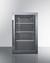SPR488BOS Refrigerator Front