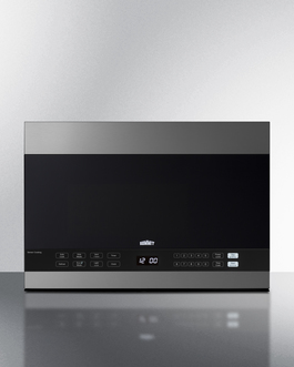 MHOTR243SS Microwave Front