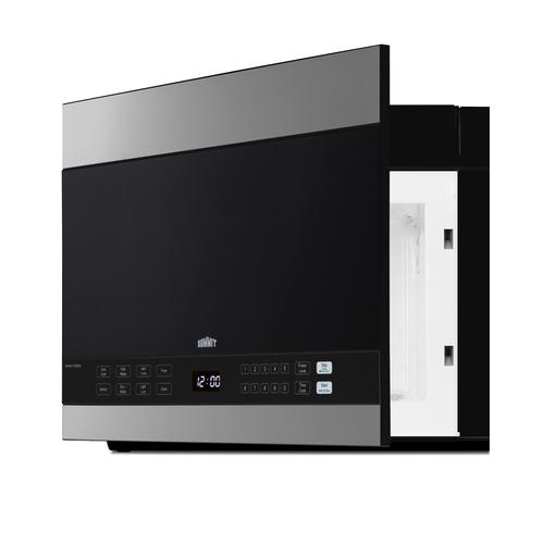 MHOTR243SS Microwave Detail