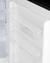 ALFZ37BFROST Freezer Detail