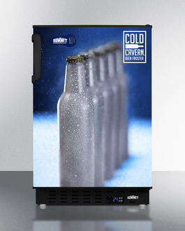 ALFZ37BFROST Freezer Front