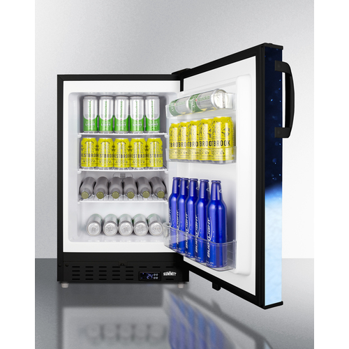 ALFZ37BFROST Freezer Full
