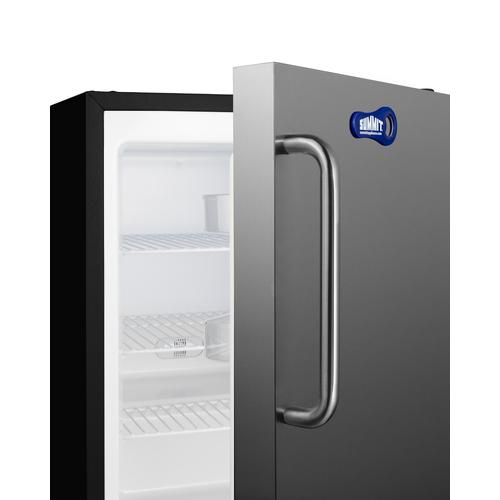 ALFZ37BSSTBFROST Freezer Detail