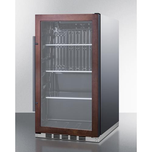 SPR488BOSCSSPNR Refrigerator Angle