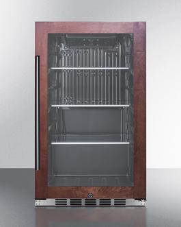 SPR488BOSCSSPNR Refrigerator Front