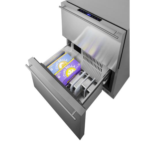 SPRF34D Refrigerator Freezer Bottom