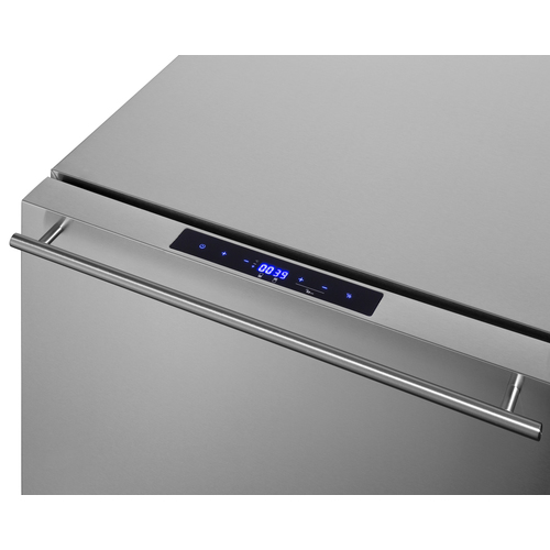 SPRF34D Refrigerator Freezer Detail