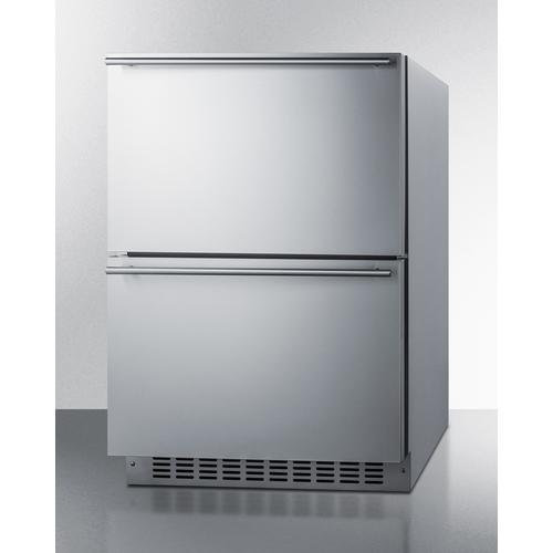 SPRF34D Refrigerator Freezer Angle