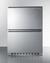 SPRF34D Refrigerator Freezer Front