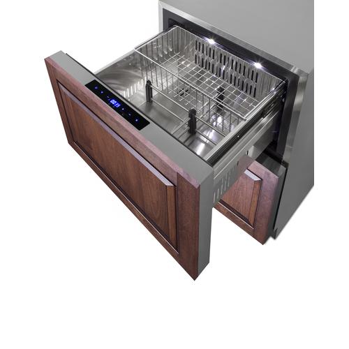 SPRF34D Refrigerator Freezer Top