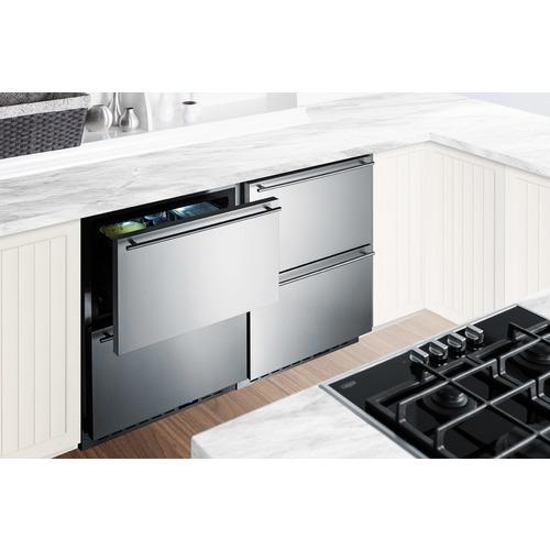 SCFF532D Freezer Set