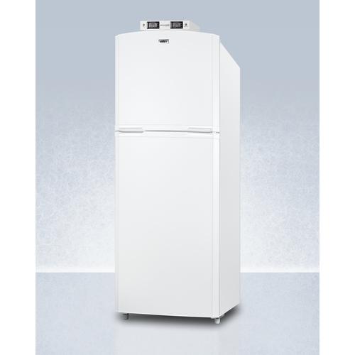 BKRF14WLHD Refrigerator Freezer Angle