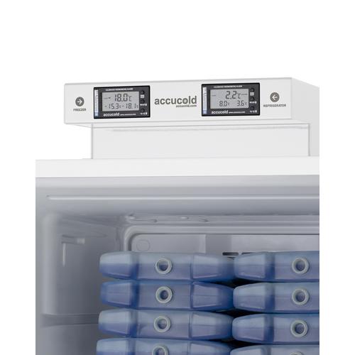 BKRF14W Refrigerator Freezer Detail