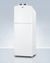 BKRF14W Refrigerator Freezer Angle