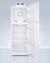 BKRF14W Refrigerator Freezer Open