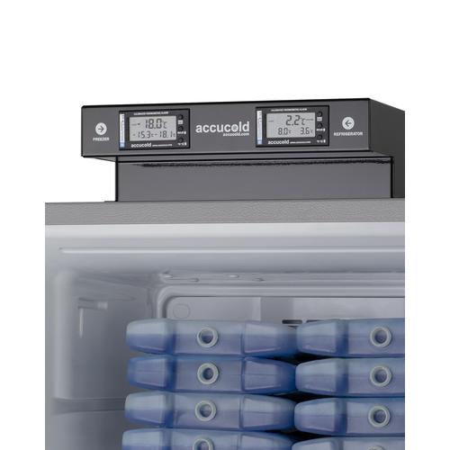 BKRF14SSLHD Refrigerator Freezer Detail