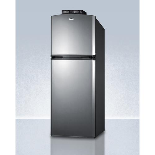 BKRF14SSLHD Refrigerator Freezer Angle