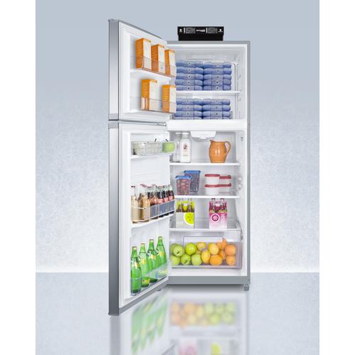 BKRF14SSLHD Refrigerator Freezer Full