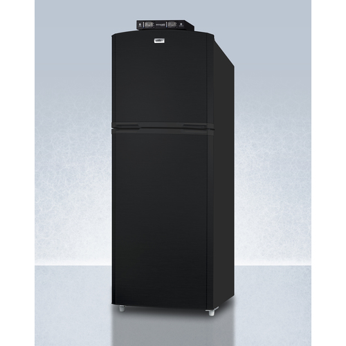 BKRF14BLHD Refrigerator Freezer Angle