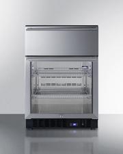 SCR615TD Refrigerator Front