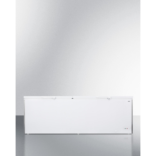 SCFM252W Freezer Front
