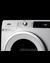 SLS24W4P Washer Dryer Detail