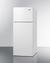 CP72W Refrigerator Freezer Angle