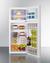 CP72W Refrigerator Freezer Full