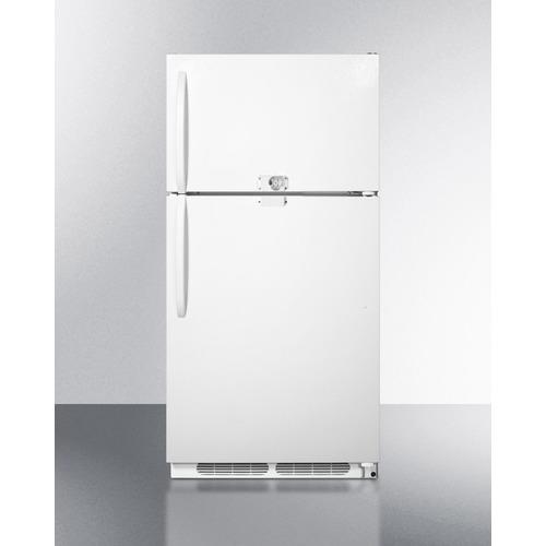 CTR18LLF2 Refrigerator Freezer Front