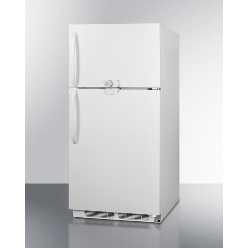 CTR18LLF2 Refrigerator Freezer Angle