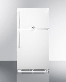 CTR21LLF2 Refrigerator Freezer Front