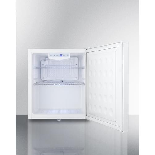 AZAR27W Refrigerator Open