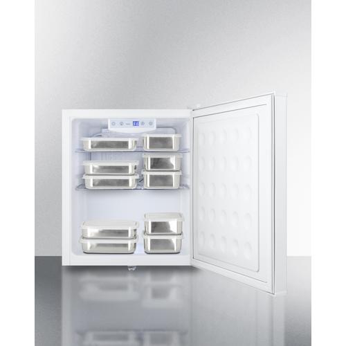 AZAR27W Refrigerator Full