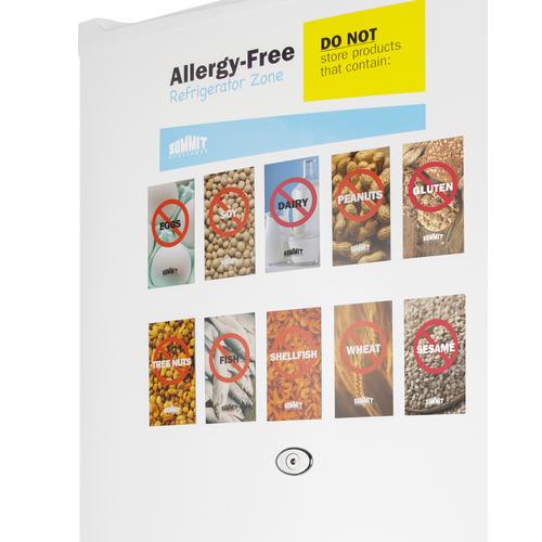 AZAR2W Refrigerator Detail