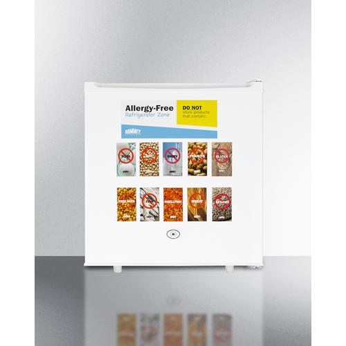 AZAR2W Refrigerator Front