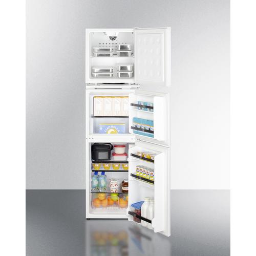 AZRF7W Refrigerator Freezer Full