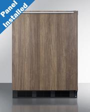 CT663BKBIWP1 Refrigerator Freezer Front